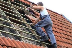 особенности ремонта крыши