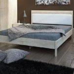 Особенности и достоинства кроватей из ЛДСП