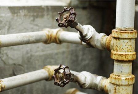 сток водопровода