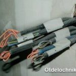 Как заменить электропроводку в квартире быстро и недорого?