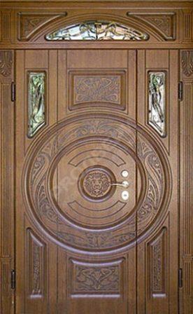 Двери с верхней фрамугой