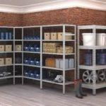 Металлические стеллажи: конструкции, типы и виды
