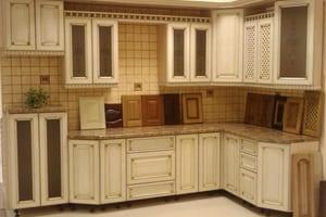 покрасить кухонный гарнитур из дерева