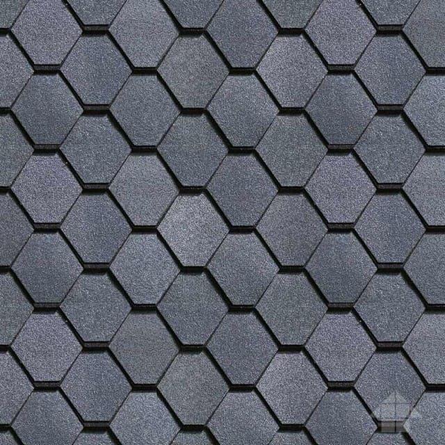 шестиугольник кровельный материал для дачи