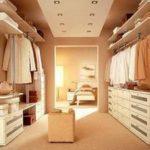 3 кита гардеробных комнат: зонирование, освещение, вентиляция
