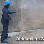 Подготовка поверхности к оштукатуриванию