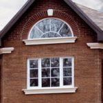 Лепнина на окнах – уникальный прием для создания красивого фасада