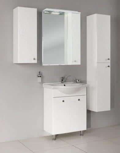 Зеркальные шкафы