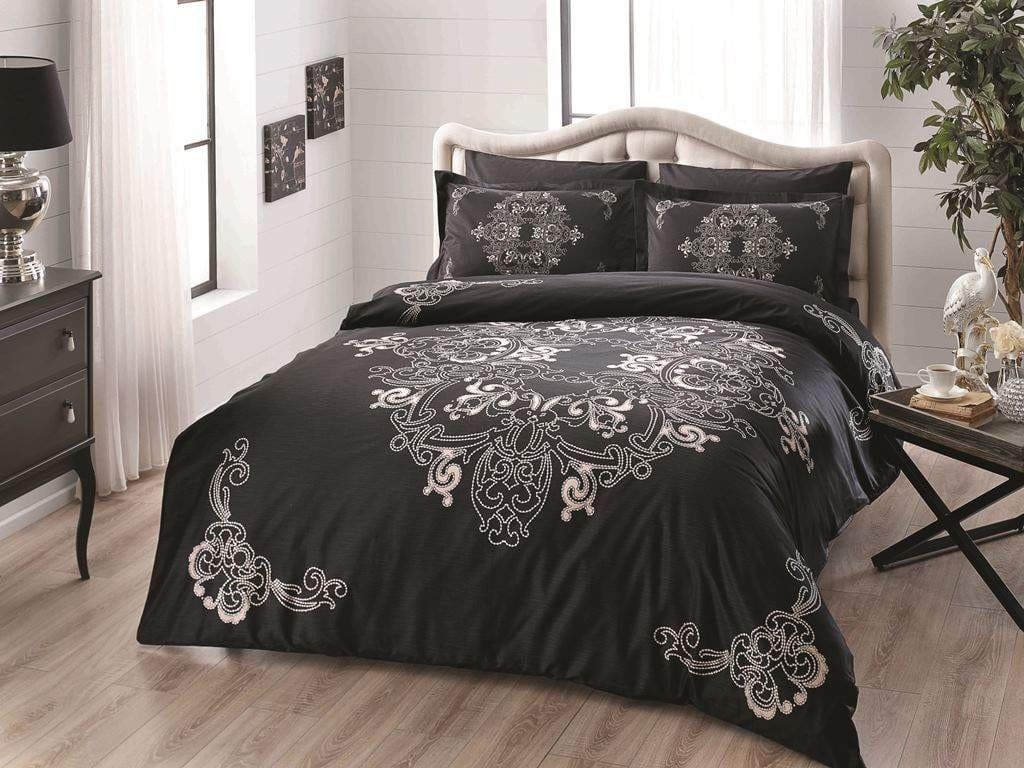 выбрать постельное бельё по материалу