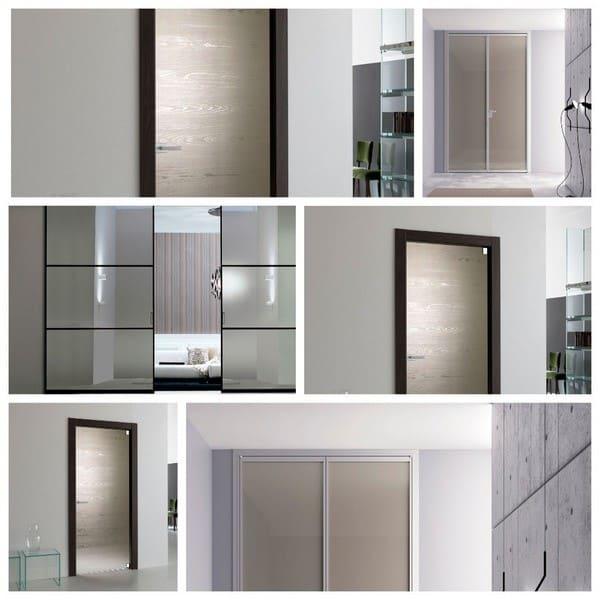 Современные двери для квартир Bertolotto